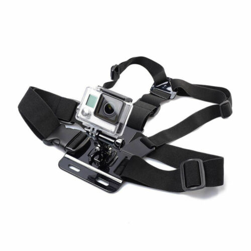 new For Gopro Accessories GoPro Hero7//6//5//4//3+//3//2//1 B Chest Straps With Holes