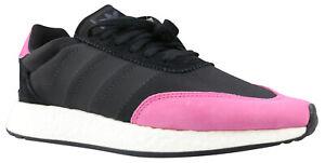 Adidas I-5923 Iniki Runner Sneaker Turnschuhe schwarz pink BD7804 Gr 41 - 46 NEU