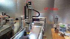 Robo Shop Pro Cnc 12 Z 3 4 5 Axis For Cnc Router Cnc Mill Cnc Work Machine Kit
