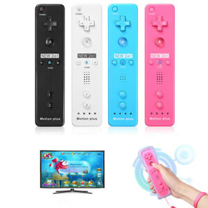 New-For-Nintendo-Wii-Wii-U-Wiimote-Built-in-Motion-Plus-Inside-Remote-Controller