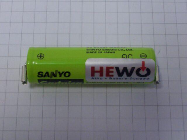 WELLA CONTURA HS40 Akku Ersatzakku Haarschneider Accu Batterie Battery 1,2V