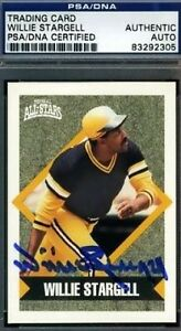 Willie-Stargell-Signed-Pirates-All-Star-Psa-dna-Certed-Autograph-Authentic