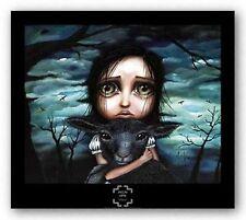 FANTASY ART PRINT Clarice Angelina Wrona 30x26.5