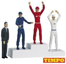 Carrera 21121 Podium des Vainqueurs avec Figures Neuf/PVC