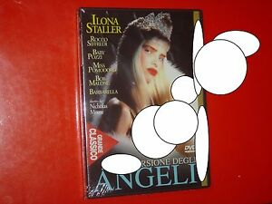 """DVD SEALED""""LA PERVERSIONE DEGLI ANGELI""""ROCCO S.ILONA STXXXX(CICCIOXXXX) - Italia - DVD SEALED""""LA PERVERSIONE DEGLI ANGELI""""ROCCO S.ILONA STXXXX(CICCIOXXXX) - Italia"""