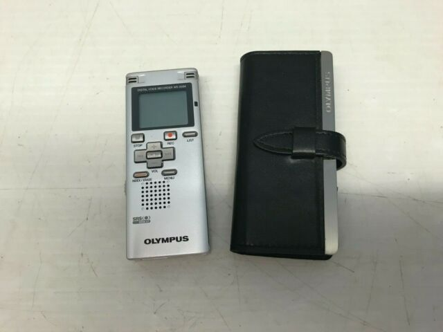 OLYMPUS DIGITAL VOICE RECORDER WS-550M WITH CASE