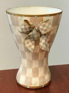 My Own Hp Parchment Courtly Gl Vase