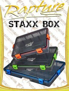 scatola-porta-artificiali-Rapture-STAXX-con-chiusura-ermetica-soft-lure-friendly