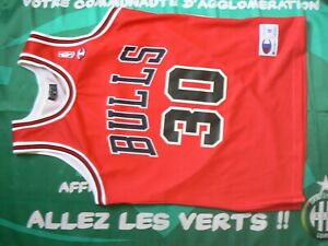 Maillot-chicago-bulls-Champion-M