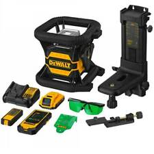 Dewalt Dw080lgs 20v Max Green Tough Cordless Tool Connect Rotary Laser Level