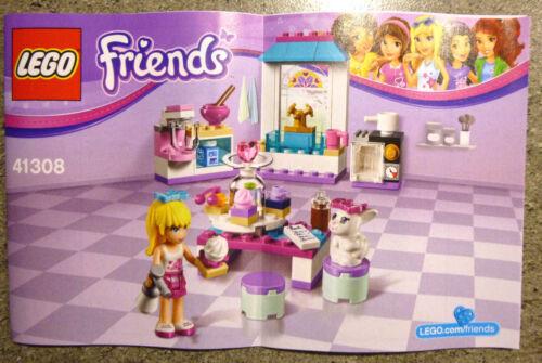 1 x lego ® Friends instrucciones de montaje de set 41308 nuevo.