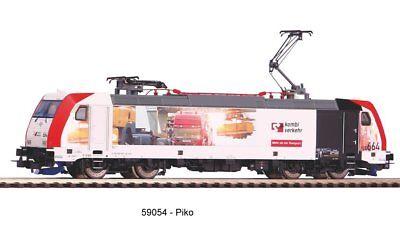 Piko 59054-e-lok 185.2 Trasporto Combinato-ca Nuovo Versione-ersion Neu It-it Mostra Il Titolo Originale