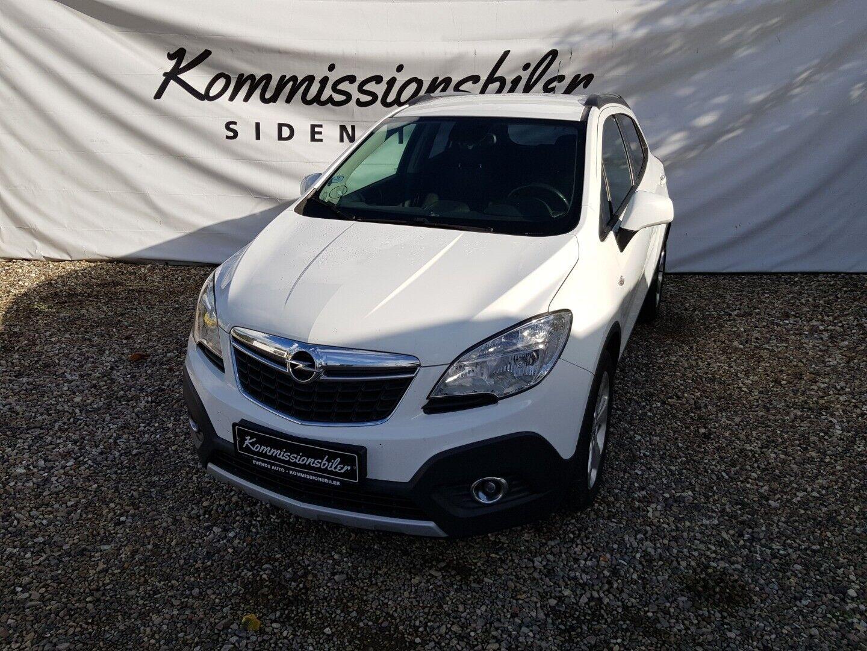 Opel Mokka 1,7 CDTi 130 Cosmo eco 5d - 109.900 kr.