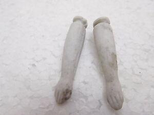 Puppen & Zubehör Antiquitäten & Kunst Mes-50257 Altes Paar Porzellan Arme L Ca.40mm,mit Gebrauchsspuren