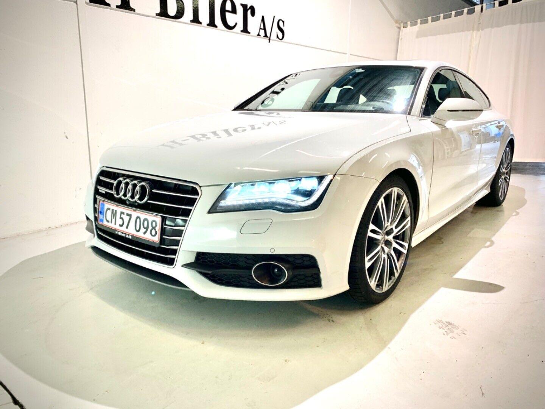 Audi A7 3,0 TDi 245 SB quattro S-tr. 5d - 449.800 kr.