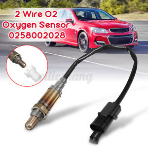 2-Wire-O2-Oxygen-Sensor-For-Holden-Commodore-V6-3-8L-VP-VR-VS-VT-VU-VX-VY-Calais