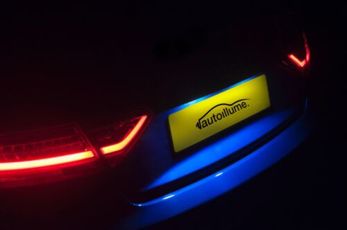 VW Scirocco R GTS Coupe Canbus Compatible LED Licence Number Plate Lights