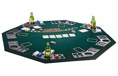 Le Cose Tavolo Da Poker-mostra Il Titolo Originale Ulteriori Sorprese