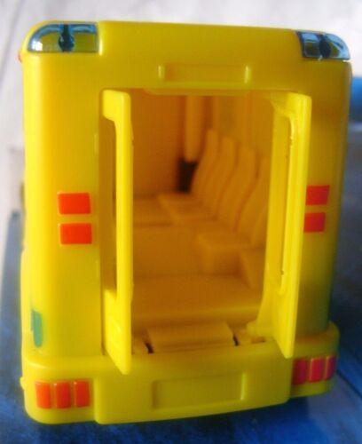 Coche de juguete Diecast ambulancia Luz y Sonido Vehículo Niños Chicos Cumpleaños Chica Juguete Nuevo
