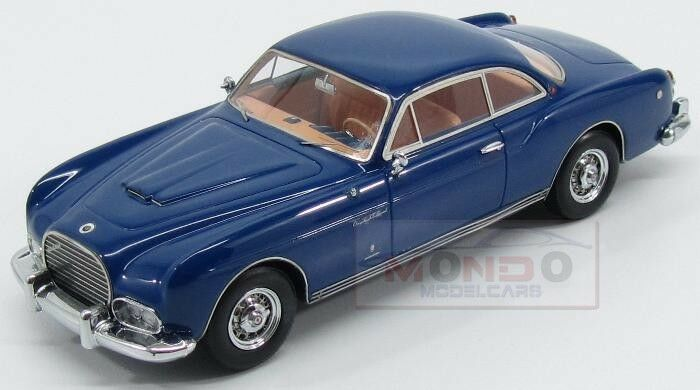 Chrysler New Yorker Ghia Coupe 1954 bleu Kess Model 1 43 KE43032010