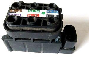 Audi-A6-4G-A8-4H-Ventilblock-Luftfederung-Ventil-Einheit-4-Corner-4H0616013-A