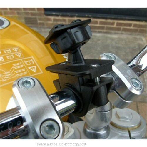 "5/"" pantalla GPS SatNav Motocicleta Bicicleta Impermeable De Montaje Y Mini Usb HELLA DIN Enchufe"