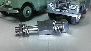 Land Rover Serie 1 86 88 107 2 2A Smiths rund Heizung Halterung Spacer Bolzen