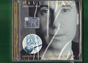 PAUL-SIMON-GREATEST-HITS-CD-NUOVO-SIGILLATO