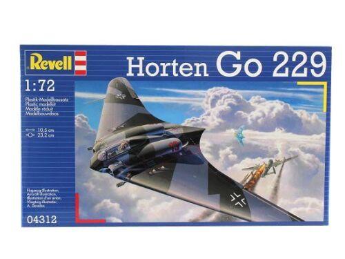 Revell 04312-1//72 Horten Go 229 Neu