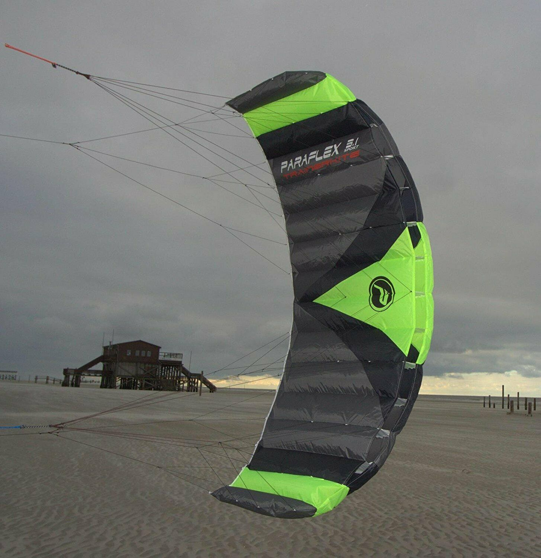Wolkenstürmer Paraflex Trainer 3.1 Lenkmatte Kite Stand-Surfer Longboard