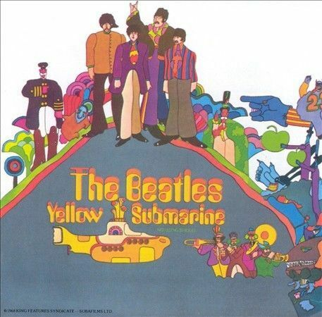 NEW Yellow Submarine (Original Motion Picture Soundtrack) (Audio CD)