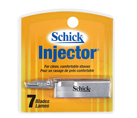 Schick Injector Blades 7 Each (pack Of 3) on sale