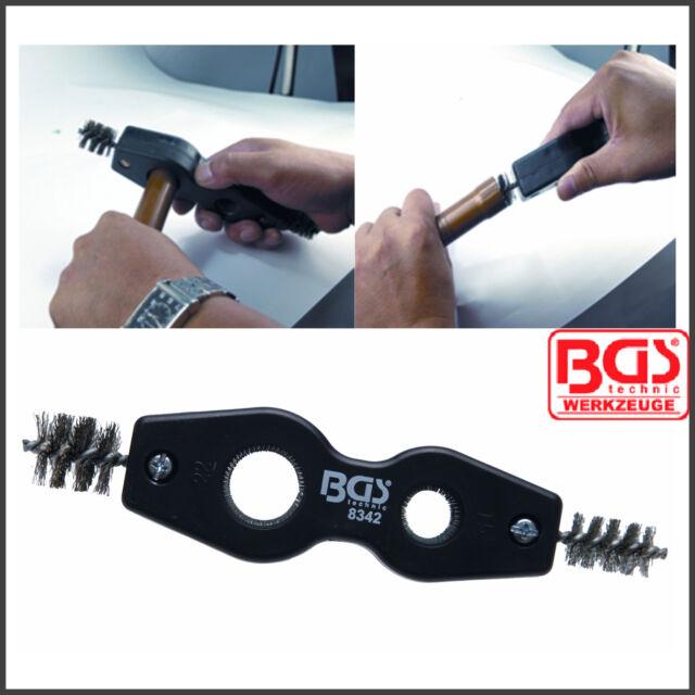 BGS Tools Crankshaft Rotation Tool VAG 8555
