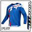 FOX-RACING-COTA-180-JERSEY-MAGLIA-MOTOCROSS-CROSS-ENDURO-MX-21726-002-RED-BLU miniatura 1
