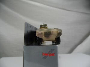Ht367-Herpa-Military-745154-GTK-Boxer-Transport-Vehicle-amp-Deco-Camouflage-1-87-NEW