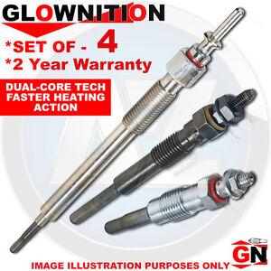 G390 per VW LT 28-50 2.4 D Syncro TD glownition Glow Spine X 6
