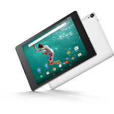 "Original HTC Google Nexus 9, 8.9"" Tablet 16GB 2GB Ram, 2.3 Ghz Wi-fi Android Blanco"