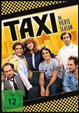 JUDD HIRSCH DANNY DEVITO - TAXI S4 MB 3 DVD NEU