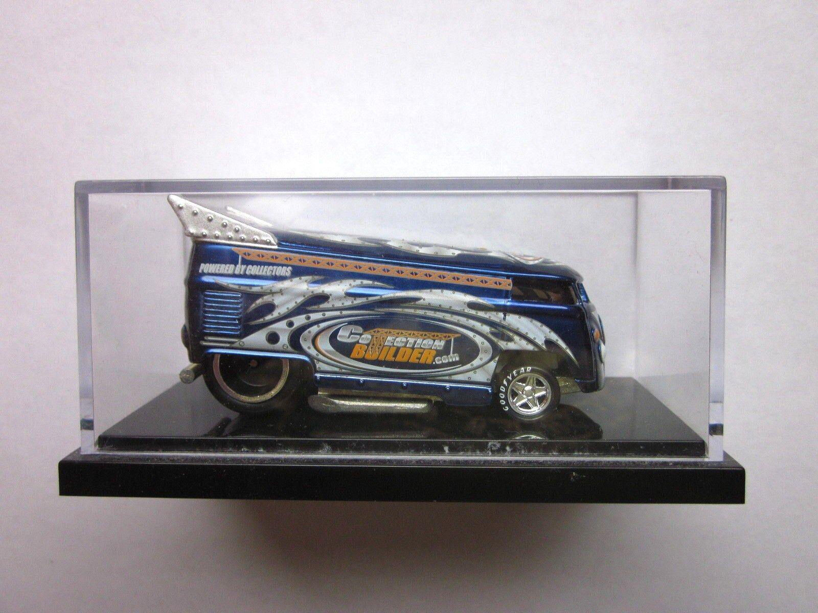 varm HJUL LIBERTY FRÄMJANDE - blå samlingBULLER VW DRAG buss - 198  1300