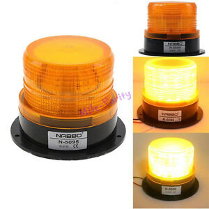 12V-24V-Flashing-Strobe-Beacon-Emergency-LED-Warning-Light-Car-Auto-Amber-Lamp