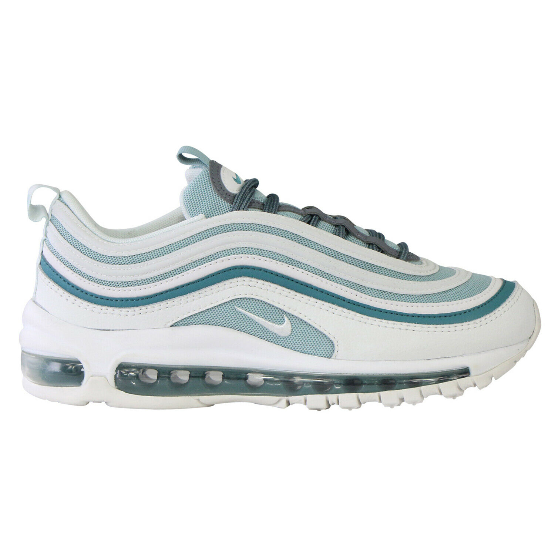Nike Air Max 97 Turnschuhe Hellblau Damen Schuhe 921733 304
