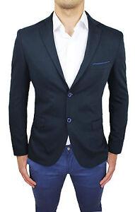 Elegante 100 In Class Italy Giacca Uomo Blu Cerimonia Sartoriale Made Fb Scuro I7vxnBnqwS