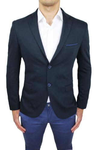Cerimonia Giacca In Scuro Blu Elegante Fb Sartoriale Uomo Class Made 100 Italy rPa6rq