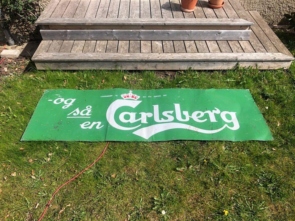 Skilte, Stort Carlsberg skilt