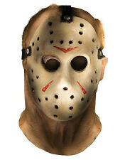 Friday the 13th Costume Accessory, Mens Jason Voorhees Full Mask Style 2