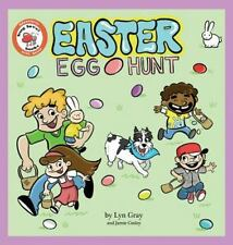 The Easter Egg Hunt by Lyn Gray (2014, Hardcover)