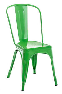 Chaise BENEDIKT Design Industriel Fauteuil De Cuisine Salle