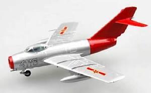Easy-Modelo-Mig-15-Chino-Air-Force-Red-fox-Fuerza-aerea-1-72-a-escala