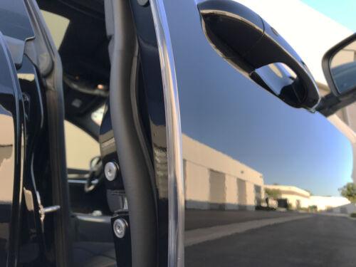 4pcs set CLEAR DOOR EDGE GUARD Protection Trim Molding Stripe for miniModels