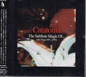 Catatonia-The-Sublime-Magic-of-Songs-1994-1995-Japanese-CD-OBI-FASTPOST